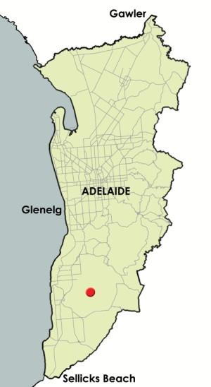 Adeliade Onkaparinga National Park
